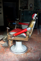 Old Barber's Chair
