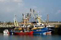 Fishing Boats, Kilmore Quay