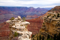 The Grand Canyon, Rim Trail